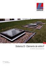 Sistema CI - Elemento de vidrio F