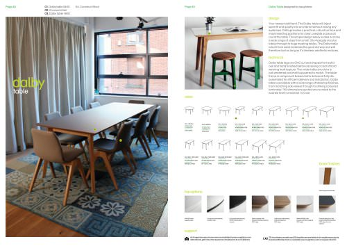 Dalby Table
