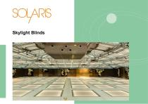 Skylight and conservatories blinds and awnings