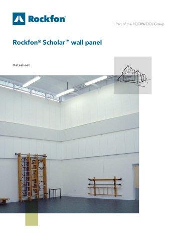 Rockfon® Scholar™ wall panel