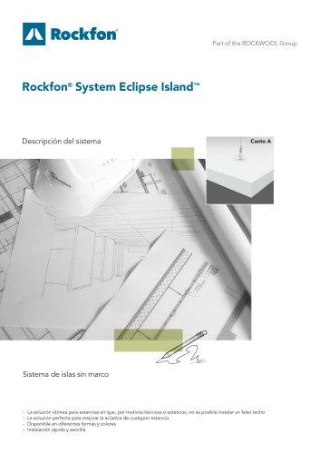 Rockfon® System Eclipse Island™