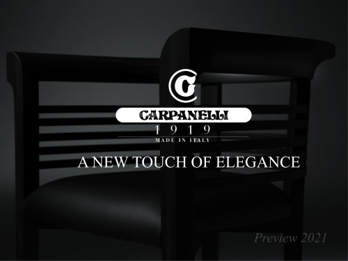 A new touch of Elegance