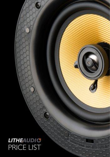 Lithe Audio Price list