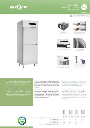 Freezer Cabinet