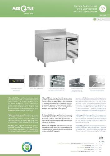 L7 Kit Refrigerado GN 1/4