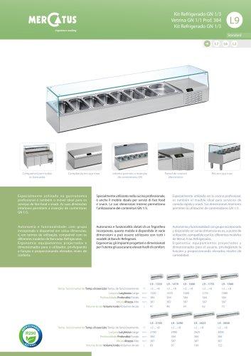 L9 Kit Refrigerado GN 1/3
