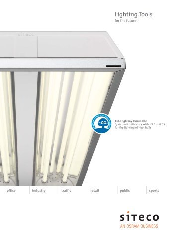 T16 High Bay Luminaire
