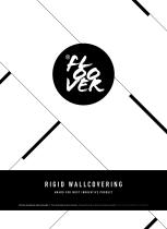 FLOOVER rigid wallcovering solution