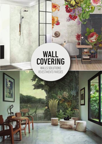 FLOOVER Wall solutions (soluciones para paredes)