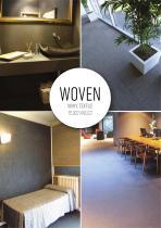 FLOOVER Woven (vinilo tejido) collection