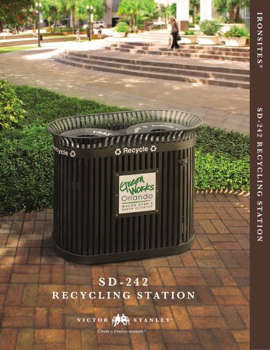 Ironsites - Recycling Station