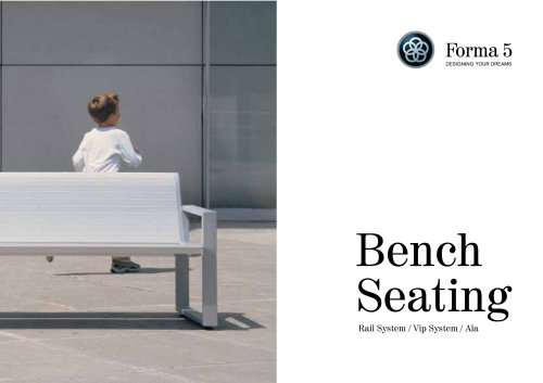 Bench seating