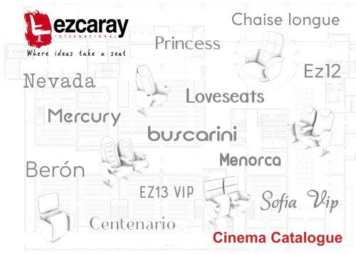 Cinema catalogue 2018