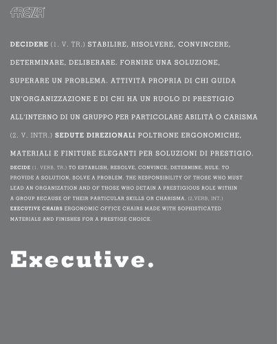 CatSeating Executive