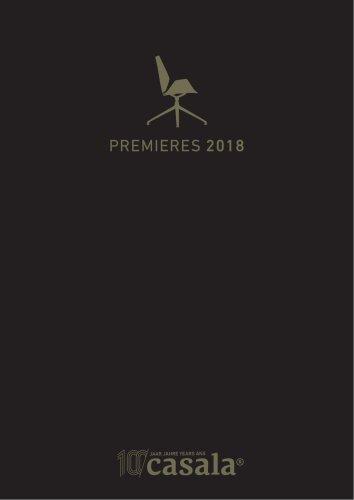 Premieres 2018