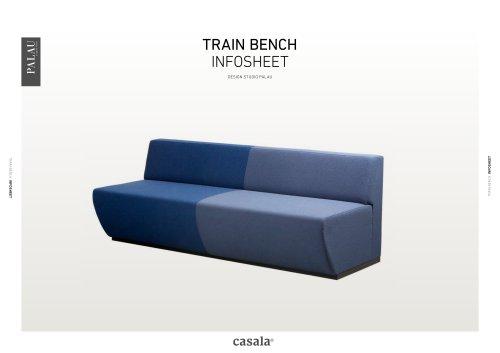 Train bench infosheet