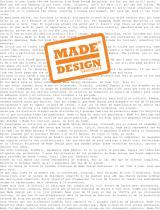 Catalogo Made Design Barcelona 2016-17