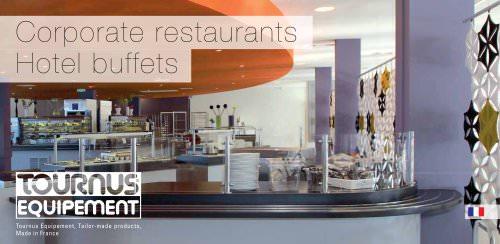 Corporate restaurants