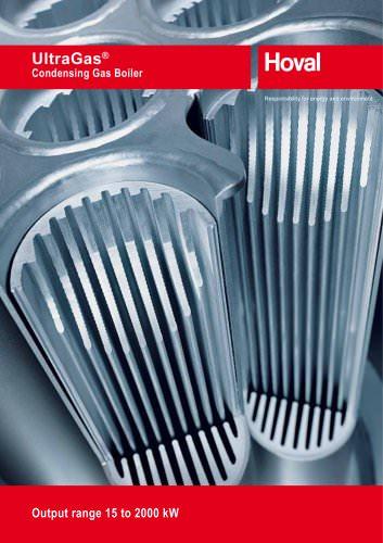 UltraGas® Condensing Gas Boiler
