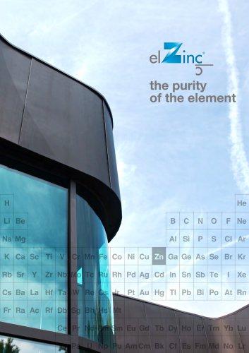 elZinc® th purity of element