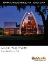 FACADE PANEL SYSTEMS