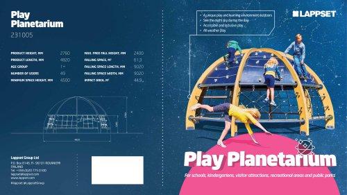 Play Planetarium