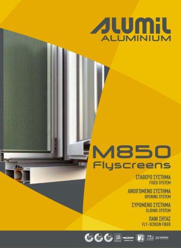 Flyscreens M850