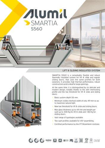 SMARTIA S560