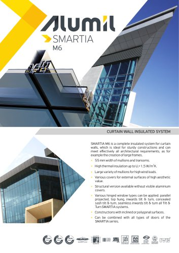 Technical Brochure SMARTIA M6