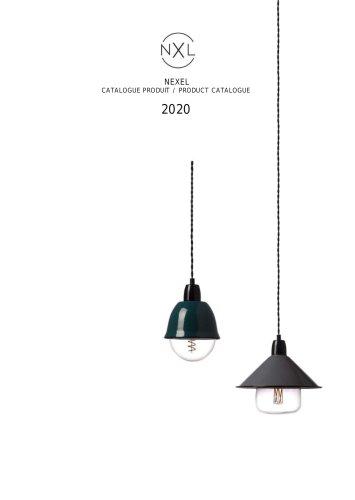 Nexel Edition Catalogue 2020 V01
