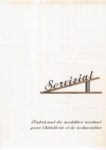 Catalogue SERVIZIAL
