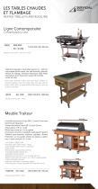les-tables-chaudes-contemporaine