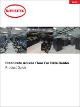 Dowseng® SteelCrete Access Floor For Data Center