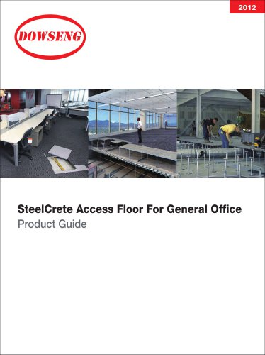 Dowseng® SteelCrete Access Floor For General Office