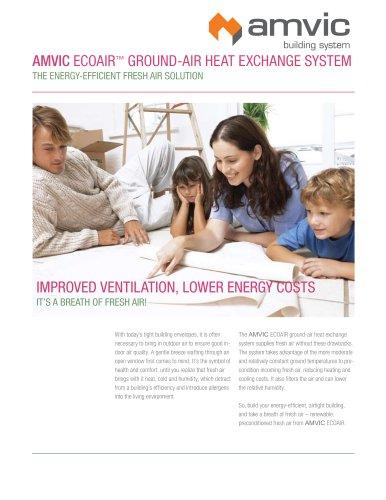 Amvic EcoAIR Brochure