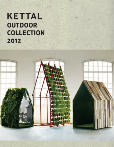 Kettal Outdoor Collection 2010