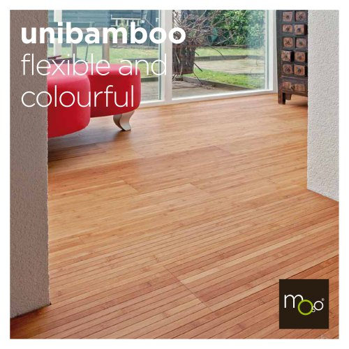 unibamboo flexible and colourful
