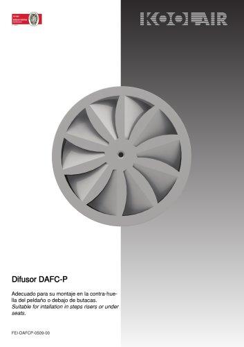 Difusor DAFC-P