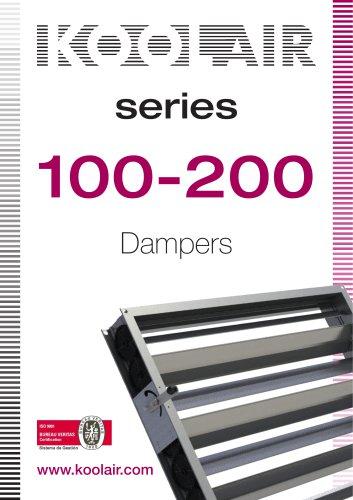 Series 100-200 Dampers