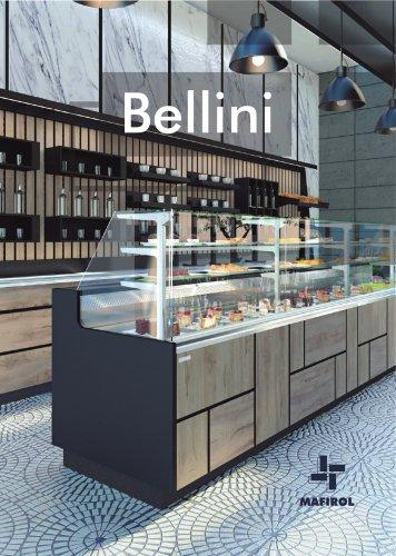BELLINI - Vitrina Refrigerada para Pastelerías y Panaderías - Mafirol