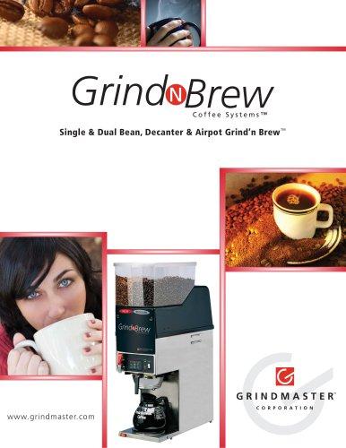 Grind'n Brew Coffee Brewer