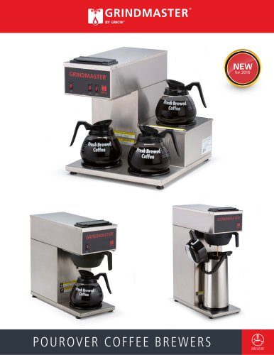 POUROVER COFFEE BREWERS
