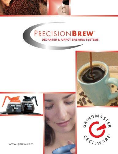 PrecisionBrew Airpot/Decanter Brewers