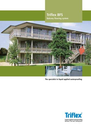 System brochure Triflex BFS