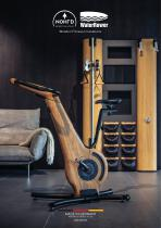 WaterRower NOHrD - Wooden Fitness Innovations