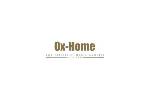 CATALOGUE OX-HOME