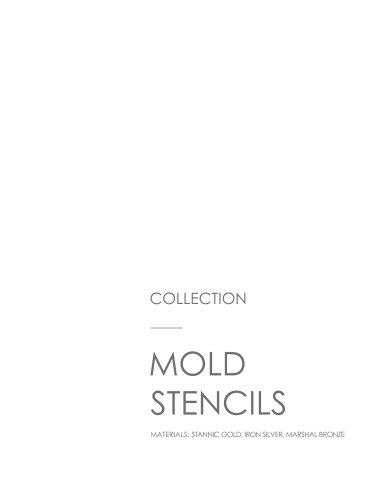 MOLD STENCILS