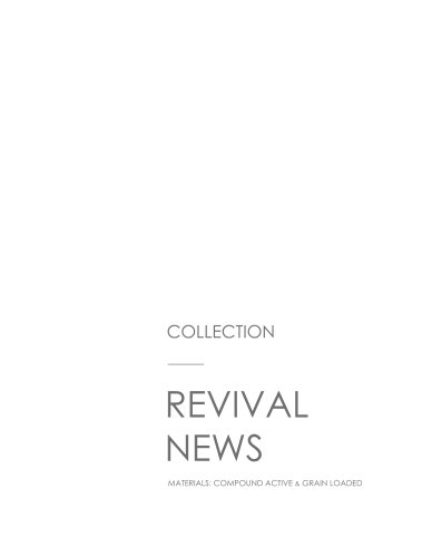 REVIVAL NEWS