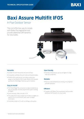 Baxi Assure Multifit IFOS