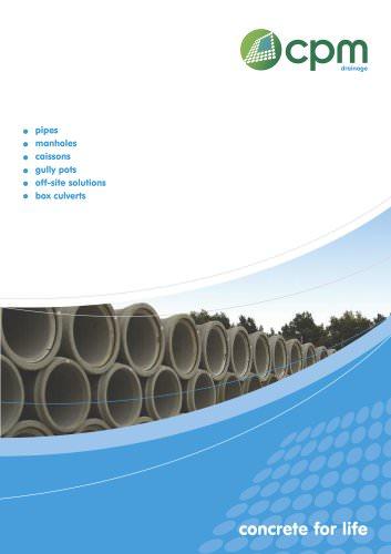 CPM-Drainage-Brochure-2012